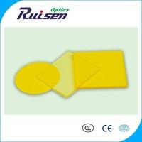 golden optical glass blank JB470 GG475