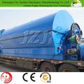 Del medio ambiente- amigable de pirólisis de neumáticos de combustible de aceite equipo con alto effciency