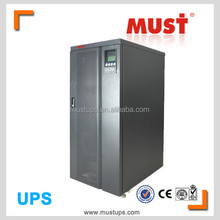 high frequency lcd 3 phase 380V online ups double conversion online ups 20kva 30kva 40kva for hospital
