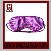 Economic new arrival sleep eye mask with customized logo