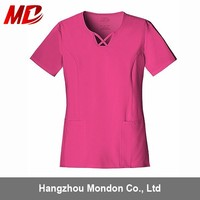 Beautiful Designed Nursing Scrubs Suits For Women Hospital