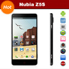 5 Inch Single Sim Android 4.2 Phone Quad Core 2.3GHz Qualcomm 800 Nubia Z5S ZTE Smartphone