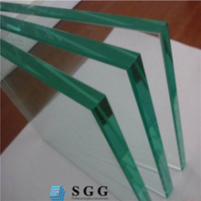 Tempered security glass supplier, flat and curve toughened glass factory