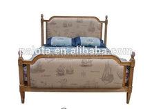 2015 New Model home double decker cama de metal projeto OEM ODM