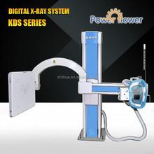 Controle elétrico imagem perfeita x ray máquina CE ISO equipamento utilizado na uti com UC braço