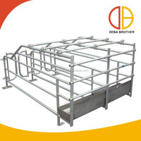 Best Selling Products Pig Gestation Stall Pig Pen