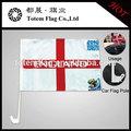 Inglaterra banderas de coches, país inglaterra bandera del coche