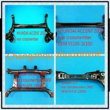 High quality rear crossmember for hyundai cars auto car parts