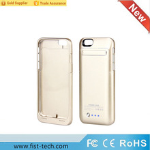 2016 new external battery case For iPhone, 4200mAh Mobile battery charger case for iPhone6/6s/6plus