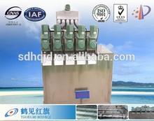 Fiable deshidratación prensa de tornillo con trabajo continuo ( MDQ-203 )