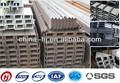 Laminado en caliente y la igualdad de acero desigual ángulo de hierro/galvanizado estándar de hierro ángulo de tamaños