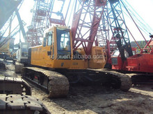 second hand construction machinery Used Sany crawler crane 50Ton High quality with reasonable price agent of crane in Shanghai