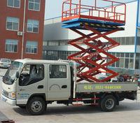 Portable scissor lift / Vehicle Carrying Scissor Lifts