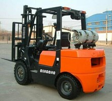 Venda quente!!!! Qingong marca 3.5 gpl empilhadeira tonelada caminhões, chinês empilhadeira