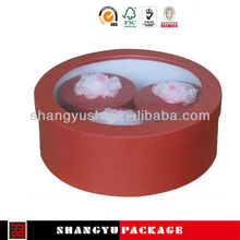 2012 Hot sales small cakes paper packaging box in shanghai