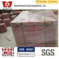 HEATING FURNACE DRYER Launder and Sliding Rail Blocks Refractory Product