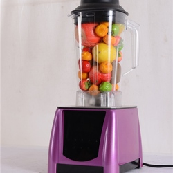 Durable electric bar use plastic 2 speeds electric blender with dry