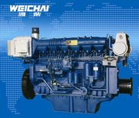 Weichai X170 6160 L32/40 series marine diesel engines