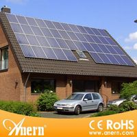 Hot home use 1500w best sun solar system with battery