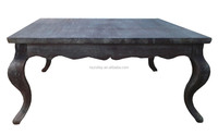 Europe Style Antique Reclaimed Wood Used Ping Pong Tables for Sale