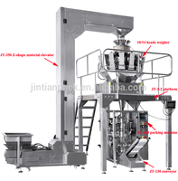 JT-420W Automatic PE bag nails packing machine/packaging machine