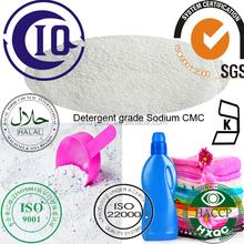 Detergent Grade Sodium CMC For Washing Powder Chemicals