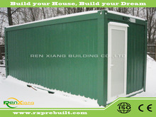 Installation Is Quick Guangzhou Mobile Container House