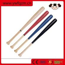 made in china wholesale cheap wood mini baseball bats