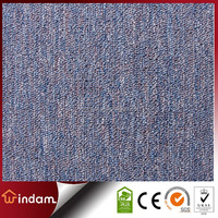Cheap Light Purple Color Wall to Wall Carpet for Office and Hotel