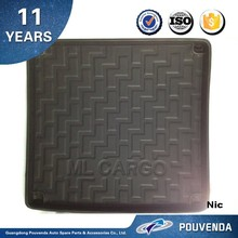 3D Trunk mat For Mercedes ML-Class W164 Rear Cargo mats (TPO) auto parts from Pouvenda