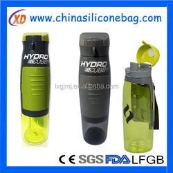 2015 new foldable filter water bottle