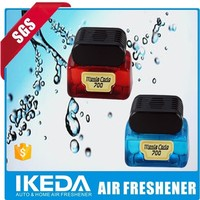 Scented auto parts/personal air freshener/liquid air freshener