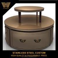 Luxury design custom stainless steel cabinet\case