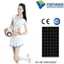 Best Price High Quality 250w Mono Solar Panel Solar PV Modules mainly use for solar power system!