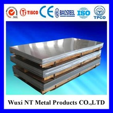 Wuxi top selling cr sheet kitchen material 304 stainless steel sheet