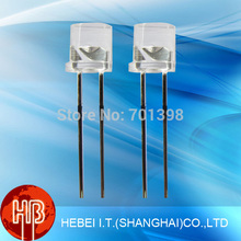 5mm Flat Top Led 5mm Flat Top Dip Led Diode With Warm White