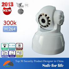 Family and Commercial Use WiFi IP Camera P2P