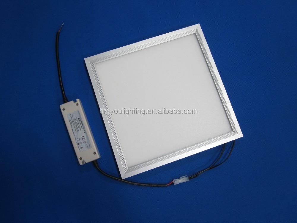 Led Ceiling Lights 600x600 : Led residential lighting high power square panel light