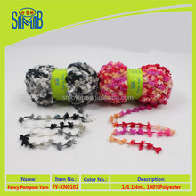newest fashion product super bulky yarn for hot sale in good quality
