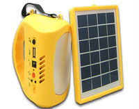 Multifunction LED lamp FM radio rechargeable battery with radio rechargeable fan light with radio