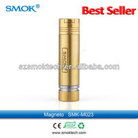Awesome luxury design full mechanical Smok magneto vape mod for electronic cigarette
