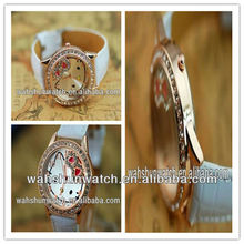 hello kitty watch with diamond mixed hello kitty stainless steel