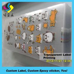 Avery BOPP transparent sticker