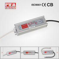 SFS-80-12 80W 12V DC 6A led transformer LED Waterproof IP 67 LED lighiting outdoor Switching Power Supply