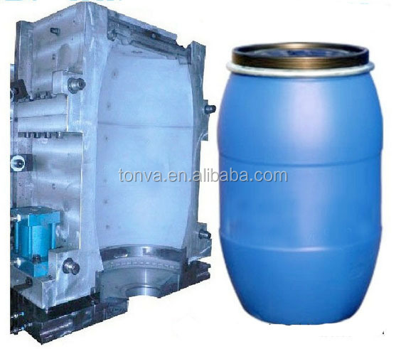 220L drum mould and sample