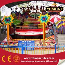 Thrilling amusement park rides Tagada Disco Tagada rides amusement rides
