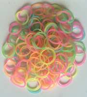wholesale loom bands kit/rubber bands kit