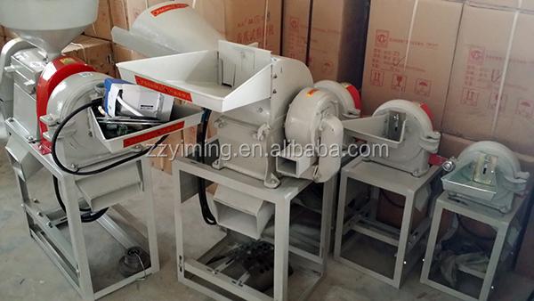 How Rice Milling Machine Work Mini Rice Milling Machine