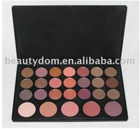 Hot! 26 Bronzer Colors Eyeshadow&Blush palette cosmetic & makeup