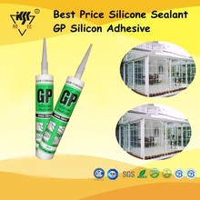 Best Price Glass Silicone Sealant/ GP Silicon Adhesive